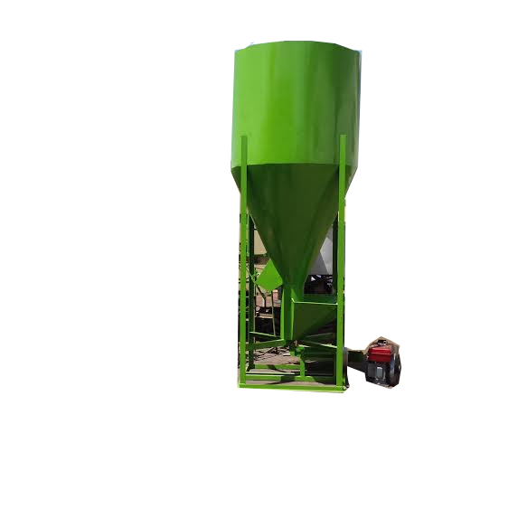 ANIMAL FEED MIXER CAP 500Kg to 2000Kg per Loading
