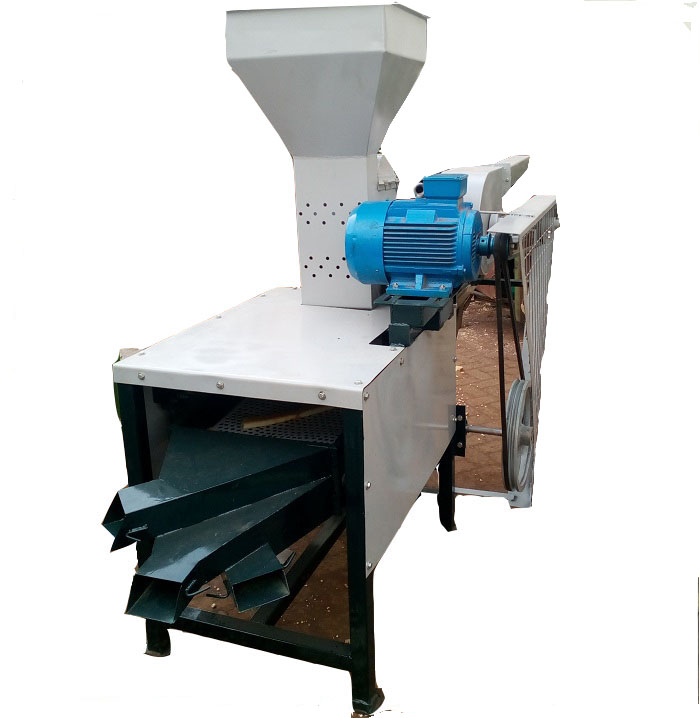 SEED and GRAIN CLEANING MACHINE